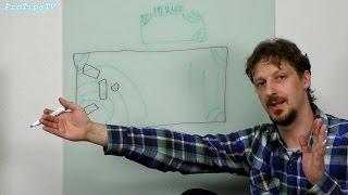 Акустическая обработка помещения - Расположение мониторов