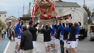 福島・相馬の津神社で例大祭