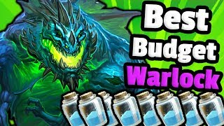 Best Budget Galakrond Warlock - Hearthstone Descent Of Dragons