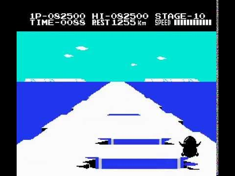 NES Longplay [532] Antarctic Adventure