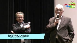 Soirée d'Ouverture des 18ème Rencontres du Cinéma de Gérardmer