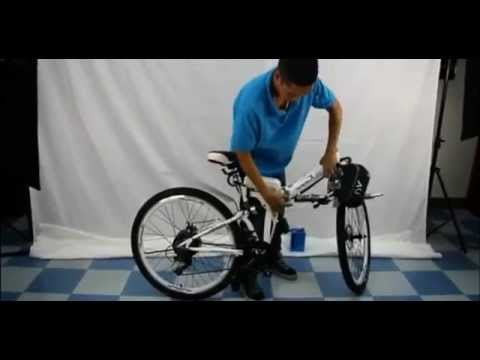 demo-of-foldable-electric-bicycle-in-singapore-|-bicycles.sg