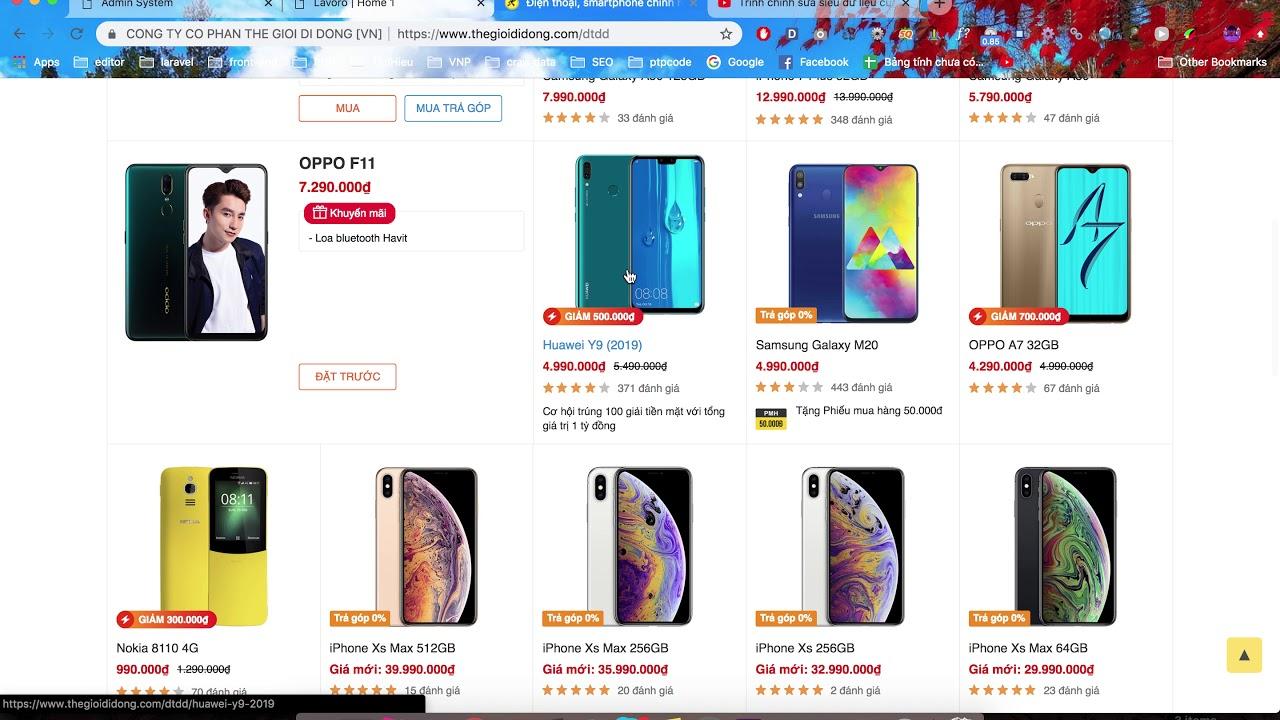 Bài 39.1 - Đánh giá sản phẩm - Xây dựng website bán hàng laravel