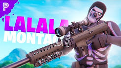 "The BEST Fortnite Montage EVER! (""LALALA"" (bbno$ & y2k)"