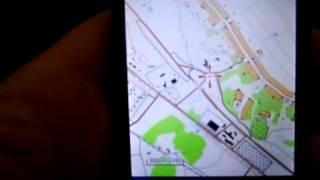 Снаряжение в поход. Ваш смартфон - карманный GPS-навигатор. Видео от VLANK.(Саспланет 140505 и более поздние версии позволяют получать уже отконвертированные карты в формате