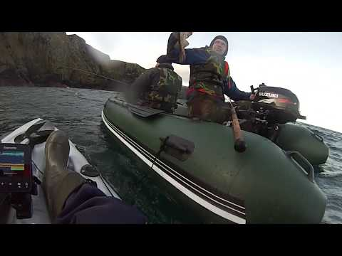 St.abbs fishing-kayak 20/12/2017