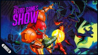 Let's Play Super Metroid: Part 3   The Retro Games Show