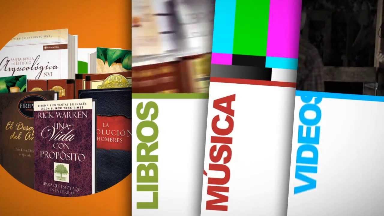 Ads librer a cristiana la puerta de la fe youtube - Librerias cristiana ...