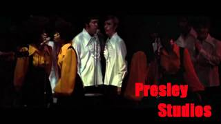 Elvis - I Can't Stop Loving You ( Best Version ) HD