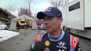 87 ème Rallye Monte Carlo : Sebastien Loeb confiant mais réaliste