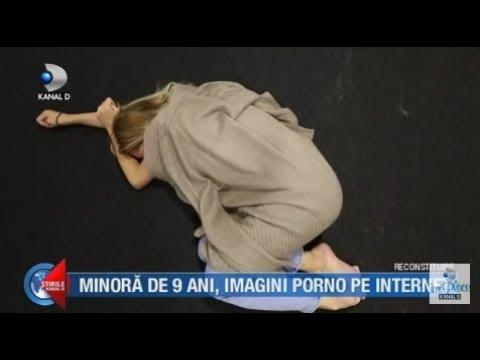 Stirile Kanal D (25.08.2018) - Minora de 9 ani, imagini porno pe internet! Editie COMPLETA