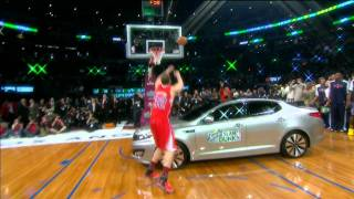 Blake Griffin Jumps Over a Car Video