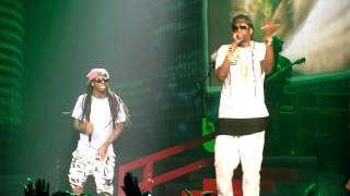 2 Chainz ft Lil Wayne - Duffel Bag Boy LIVE!!