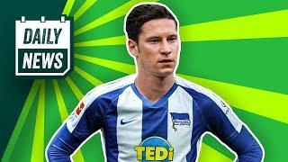 Transfer-News: Kulusevski zu Juventus, Weigl zu Benfica und Draxler zur Hertha?