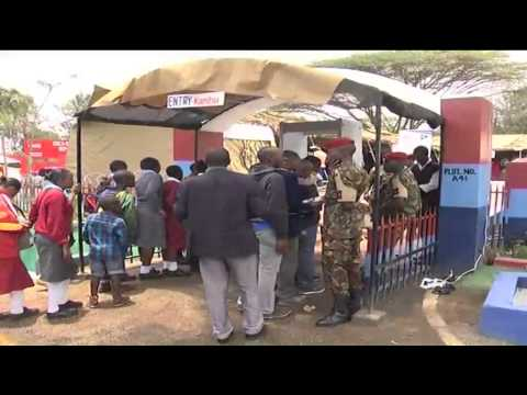 Nairobi International Trade Fair 2014
