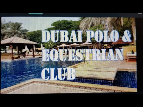 DUBAI POLO & EQUESTRIAN CLUB // ARABIAN RANCHES