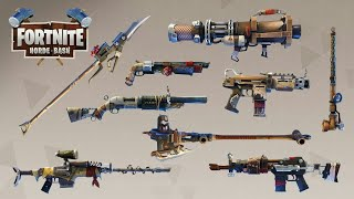 How To Get Any Scavenger Weapons Schematics | Fortnite Save The World