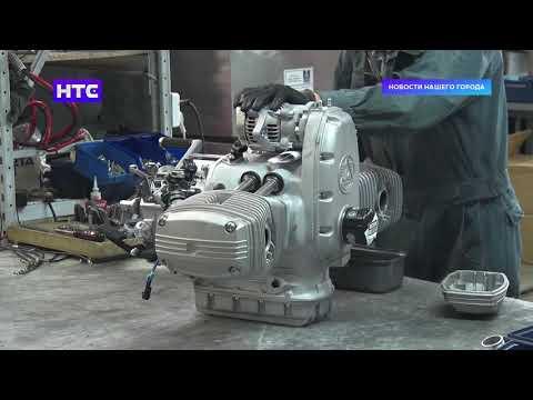 На Ирбитском мотоциклетном заводе рассказали об итога года нынешнего и планах на год грядущий