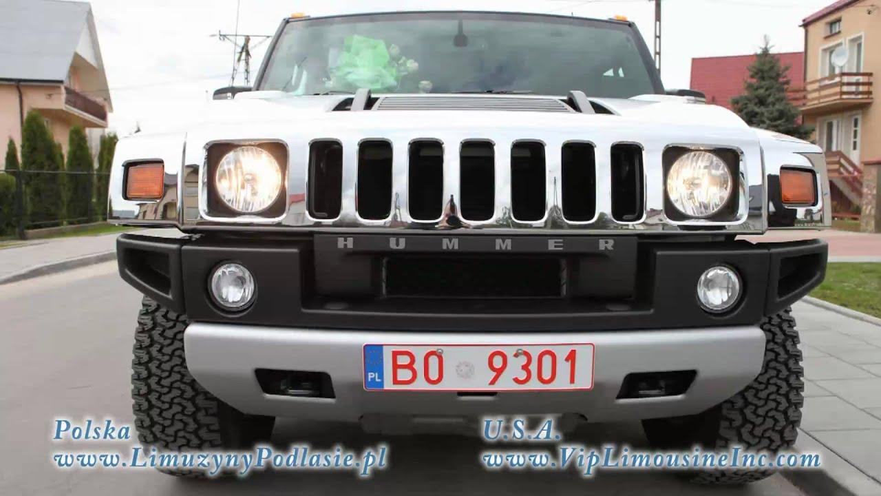 Hummer H2 Limo Polska & U S A