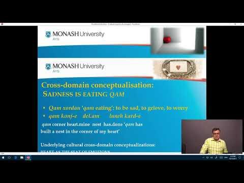 A keynote presented by Professor Farzad Sharifian