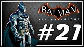 Batman Arkham  Knight Detonado Parte 21 - Blindados Finalizados 100% Trofeu De Volta ao Lar