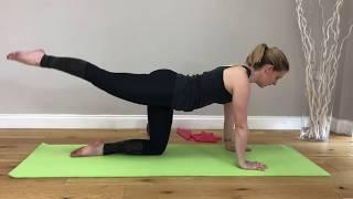 #20 Studio Scoop Pilates   Beginner level   Getting to know abdominals