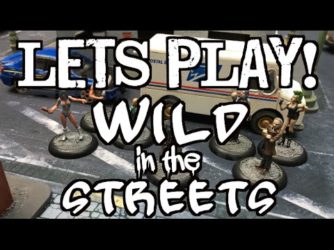 Let's Play! Ep 09 - Wild in the Streets by Slow Death Games