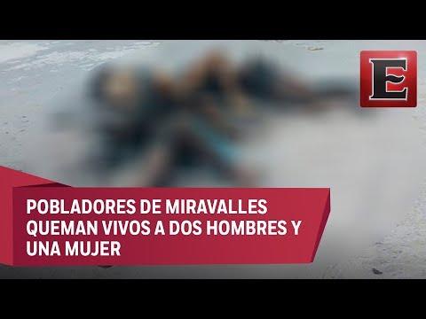 Linchan en Puebla a tres ladrones por robar negocio
