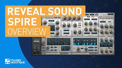 Spire by Reveal Sound | Review of Key Features Tutorial