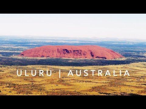 Hello Uluru and Alice Springs, Australia in 4K!