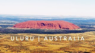 Hello Uluru and Alice Springs, Australia in 4K!