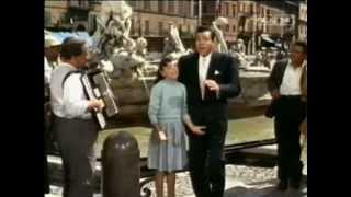 MARIO LANZA & LUISA DI MEO - Arrivederci Roma  (1958).MPG