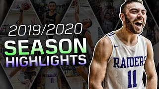 D'Vontay Friga 2019-2020 College Basketball Highlights !