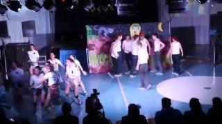 Presentación alianza Underground 2015 Cocochi