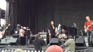 Taproot - Poem @ 2013 Chili Cook Off - Woodstock, VA