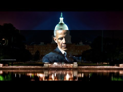 Obama Reigns As King Of The Anti-Trump Resistance Shadow Government