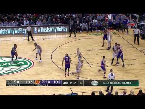 Phoenix Suns Offense Highlights | January 14, 2017 | 2016-17 NBA Season