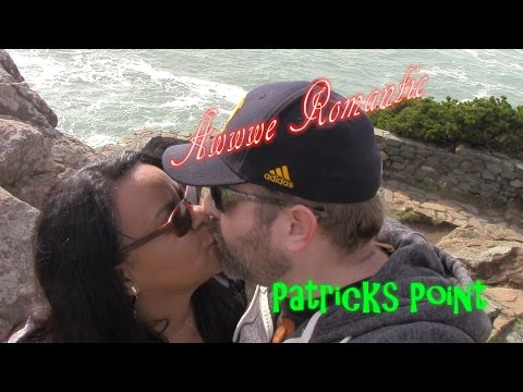 Patricks Point State Park on Valentines Day VLOG