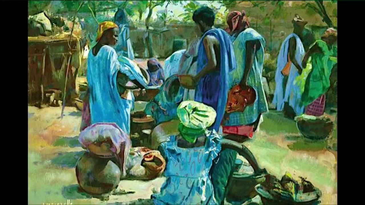 Jacques Majorelle Peintures