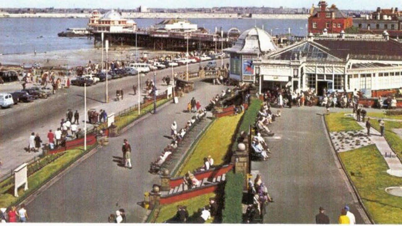 New Brighton & Wallasey - Bygone Days - YouTube