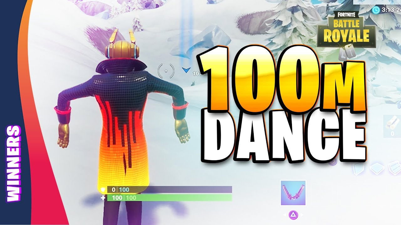 How To Travel 100m While Dancing Fortnite Boogie Down Challenge Season 10 Week 6