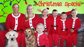 24 Hours With 5 Kids on Christmas Day 2016
