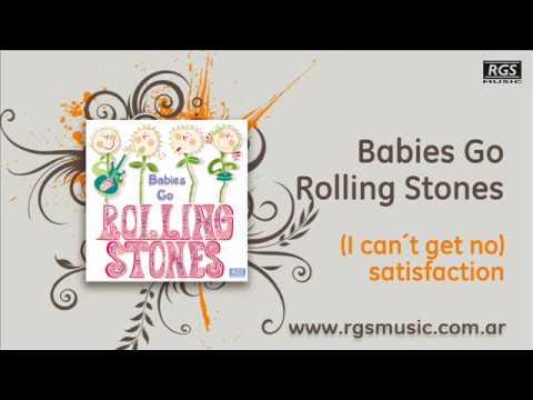 Babies go Rolling Stones - (I can´t get no) satisfaction