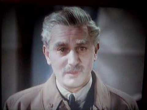 Life of Colonel Blimp - Anton Walbrook on England