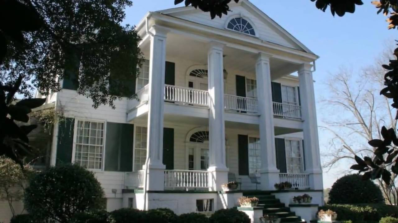 Antebellum Plantation 5264 State Highway 215 Lake Monticello