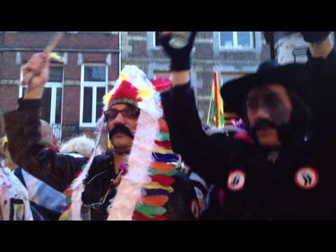 FERRY MUTS tijdens CARNAVAL in MAASTRICHT!!!