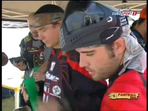 2009 Paintball PALM Series - Kish Island, Iran - by EUROSPORT2 Channel