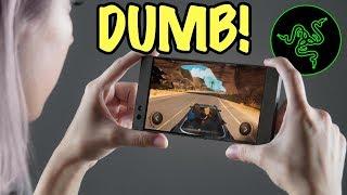 RAZER Phone is DUMB! - REACTION RANT!