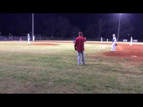 Peter Setterich, Wewahitchka High School Baseball 2016