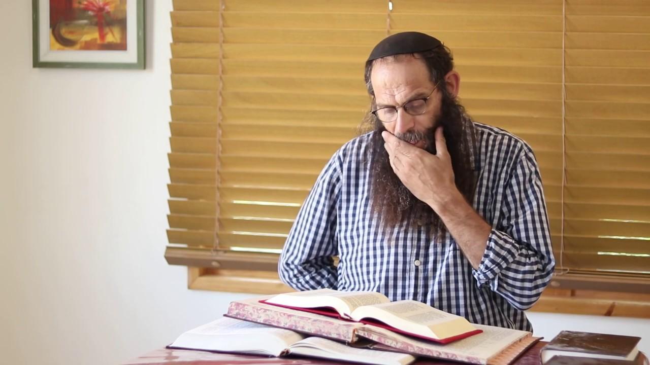 הרב נתן אופנר   משל האֵזוֹר והשִׁכָּרוֹן של ירמיהו - לימי בין המצרים